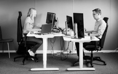 Attentec erbjuder utvecklingsmöjligheter genom hela karriären