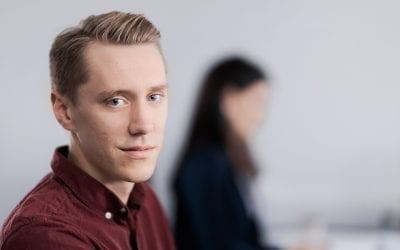 Examensarbete på Attentec inom AI nominerat till bästa examensarbete i Linköping