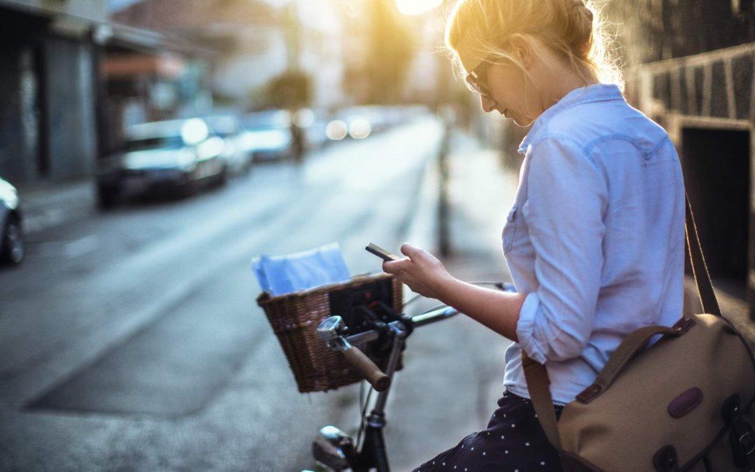Smart IoT lösningar cyklar