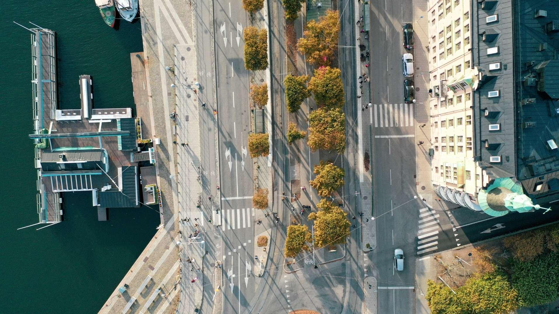 IoT-lösningar smarta städer uppkopling